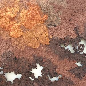 Ruth Brumby - Rust (detail)