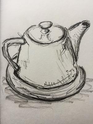 221017 - Our Teapot