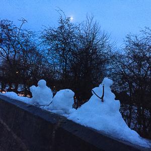 311217 - Snowmen